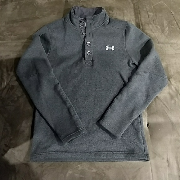 Under Armour Sweaters Underarmour Storm Specialist Sweater Fleece